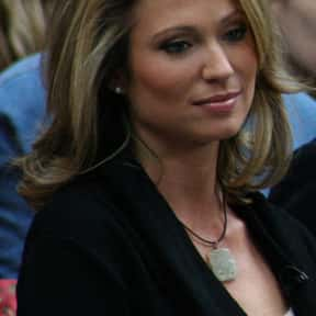 Amy Robach is listed (or ranked) 19 on the list Who Is The Most Famous Amy In The World?
