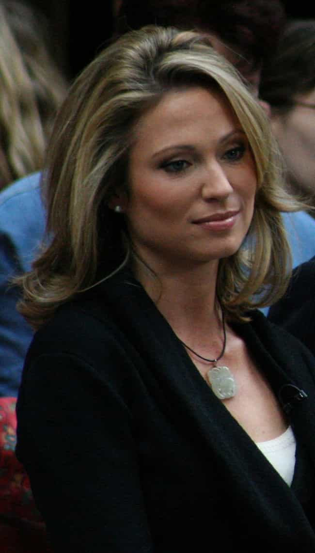 Amy Robach is listed (or ranked) 3 on the list The Top MSNBC Employees