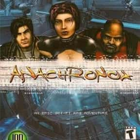 Anachronox is listed (or ranked) 12 on the list List of All Role-playing Games