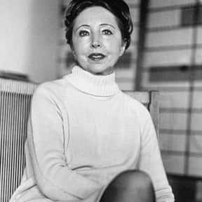 Anaïs Nin is listed (or ranked) 25 on the list Famous Actors From France