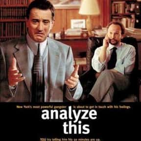 Analyze This is listed (or ranked) 5 on the list Movies That Turned 20 in 2019