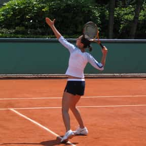 Anastasia Myskina is listed (or ranked) 21 on the list Famous Female Athletes from Russia