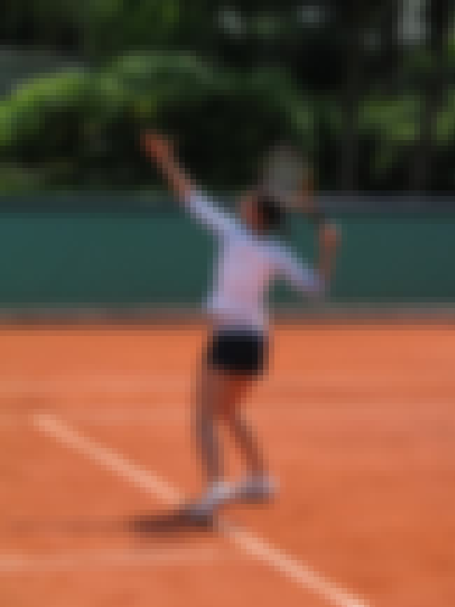 Anastasia Myskina is listed (or ranked) 5 on the list The Best Tennis Players from Russia