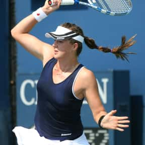 Anastasia Pavlyuchenkova is listed (or ranked) 21 on the list Best Current Women's Tennis Serves
