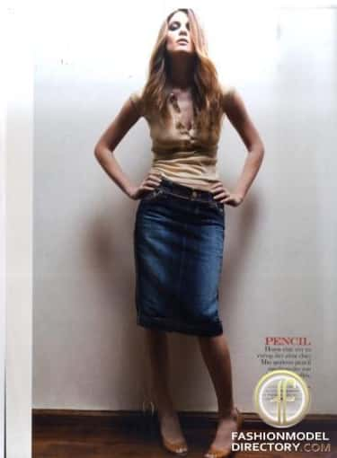 Anastasia Perraki is listed (or ranked) 2 on the list Famous Models from Greece