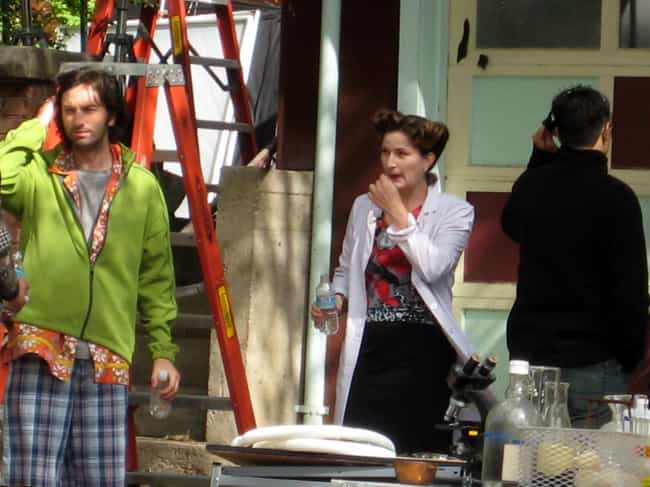 Ana Gasteyer is listed (or ranked) 3 on the list Suburgatory Cast List