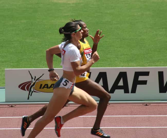 Ana Guevara is listed (or ranked) 2 on the list Famous Female Athletes from Mexico