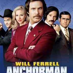 Anchorman: The Legend of Ron B is listed (or ranked) 8 on the list The Best Comedies About the Workplace