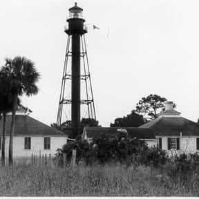 Anclote Keys Light is listed (or ranked) 5 on the list Lighthouses in Florida