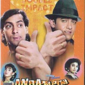 Andaz Apna Apna is listed (or ranked) 14 on the list The Best Bollywood Movies on Netflix
