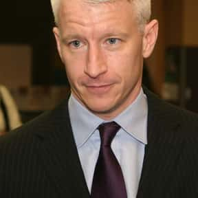 Anderson Cooper is listed (or ranked) 4 on the list List of Famous Journalists