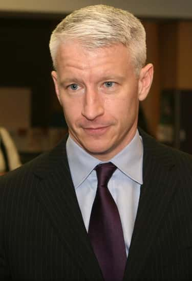 Anderson Cooper is listed (or ranked) 2 on the list Celebrities Who Were Rich Before They Were Famous
