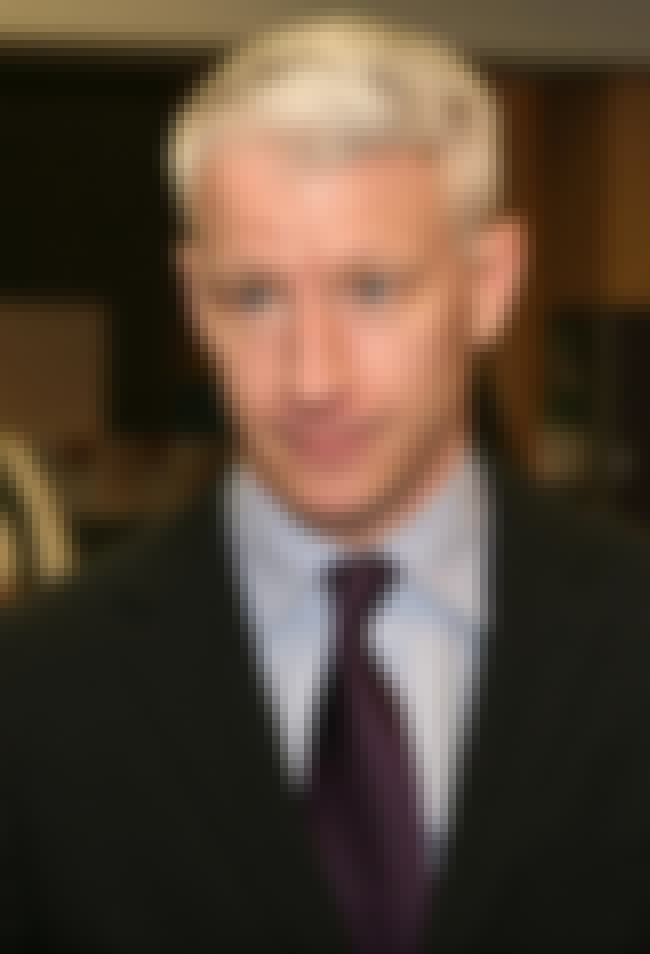 Anderson Cooper is listed (or ranked) 2 on the list The Top Central Intelligence Agency (CIA) Employees