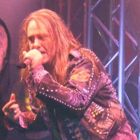 Andi Deris is listed (or ranked) 14 on the list Nuclear Blast Complete Artist Roster