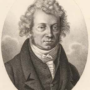 André-Marie Ampère is listed (or ranked) 15 on the list Famous People Buried in Montmartre Cemetery