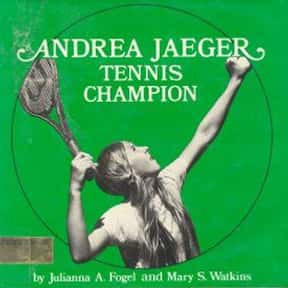 Andrea Jaeger is listed (or ranked) 20 on the list Famous People Named Andrea