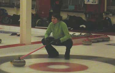 Andrea Crawford is listed (or ranked) 1 on the list Famous Curlers from Canada