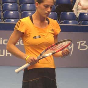 Andrea Petkovic is listed (or ranked) 13 on the list Famous People Named Andrea