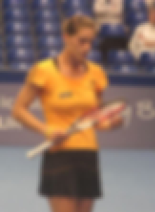 Andrea Petkovic is listed (or ranked) 6 on the list The Best Tennis Players from Germany