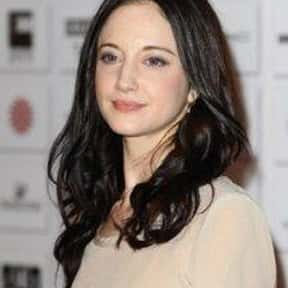 Andrea Riseborough is listed (or ranked) 5 on the list Famous People Named Andrea