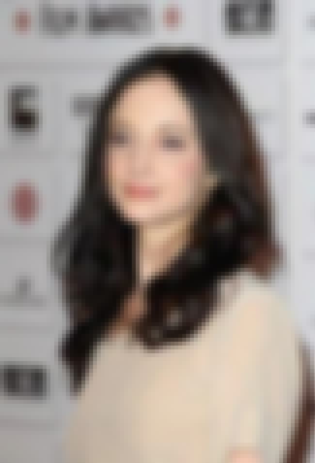 Andrea Riseborough is listed (or ranked) 1 on the list Party Animals Cast List