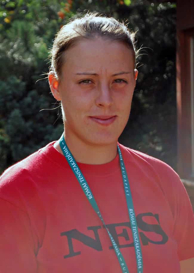 Andreja Klepač is listed (or ranked) 4 on the list The Best Tennis Players from Slovenia