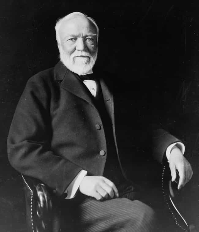 Andrew Carnegie is listed (or ranked) 2 on the list Famous People Who Died of Bronchopneumonia