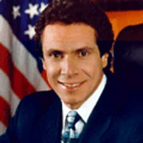 Andrew Cuomo is listed (or ranked) 8 on the list Famous Lawyers from the United States
