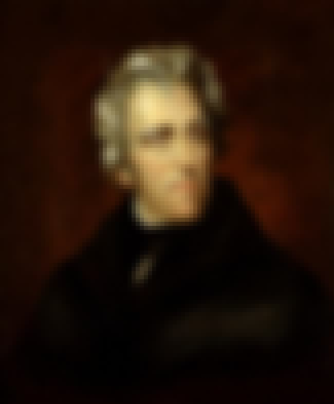 Andrew Jackson is listed (or ranked) 4 on the list Famous People Who Died of Tuberculosis
