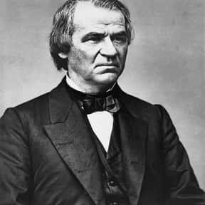 Andrew Johnson is listed (or ranked) 12 on the list All U.S. Senators from Tennessee