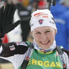 Anastasiya Kuzmina is listed (or ranked) 6 on the list The All-Around Best Athletes of 2019