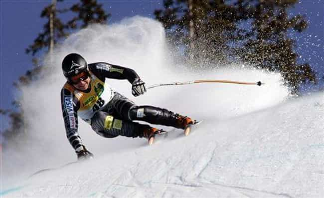 Andrew Weibrecht is listed (or ranked) 2 on the list Famous Alpine Skiers from the United States