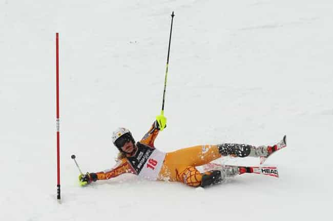 Anna Goodman is listed (or ranked) 1 on the list Famous Alpine Skiers from Canada