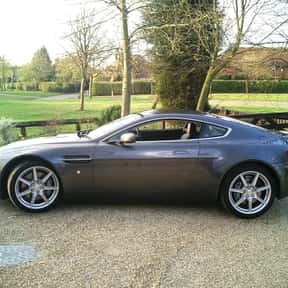 Aston Martin V8 Vantage (2005) is listed (or ranked) 21 on the list Every Car Reviewed by Top Gear