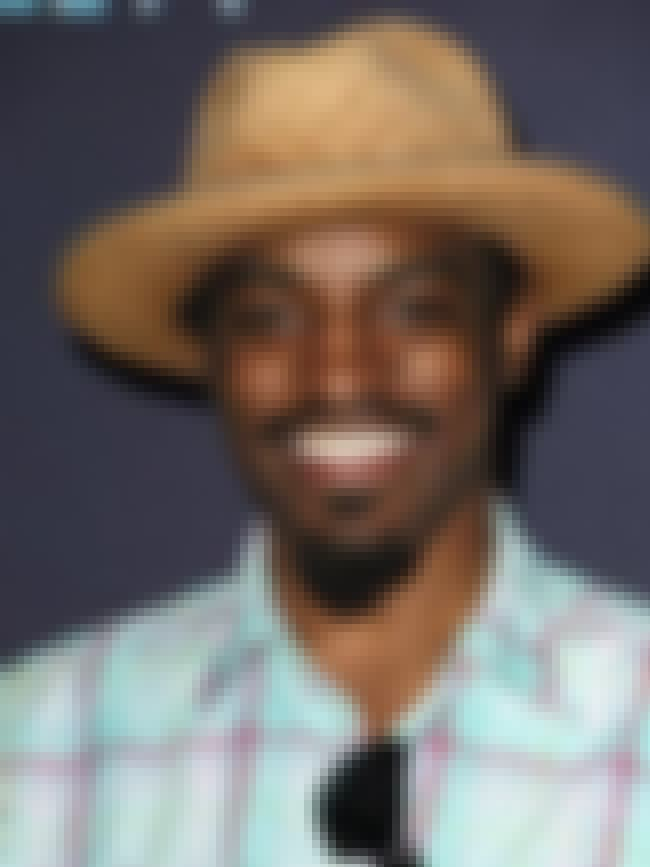 André 3000 is listed (or ranked) 2 on the list The Greatest Singer/rappers
