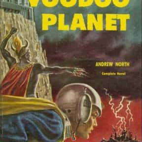 Andre Norton is listed (or ranked) 2 on the list The Best Ever Female Sci-Fi Authors