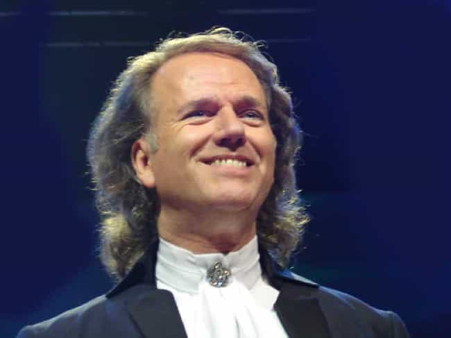 André Rieu is listed (or ranked) 2 on the list Famous Conductors from the Netherlands