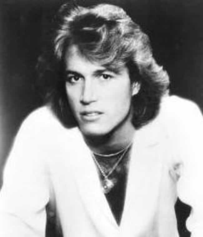 Andy Gibb is listed (or ranked) 4 on the list Every Man Susan George Dated