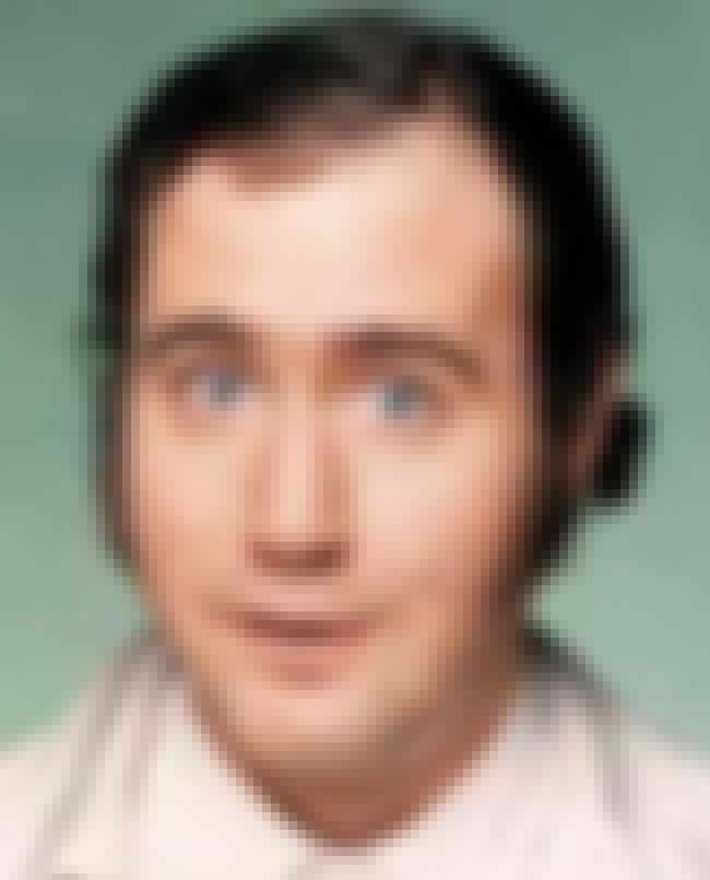 Andy Kaufman is listed (or ranked) 4 on the list Famous People Who Died of Lung Cancer