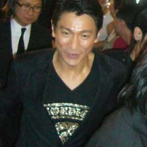 Andy Lau is listed (or ranked) 8 on the list Famous Actors from China