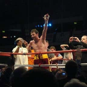 Andy Lee is listed (or ranked) 14 on the list Famous Athletes from Ireland