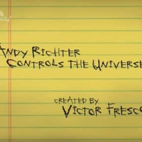 Andy Richter Controls the Univ is listed (or ranked) 2 on the list Paget Brewster TV Show/Series Credits