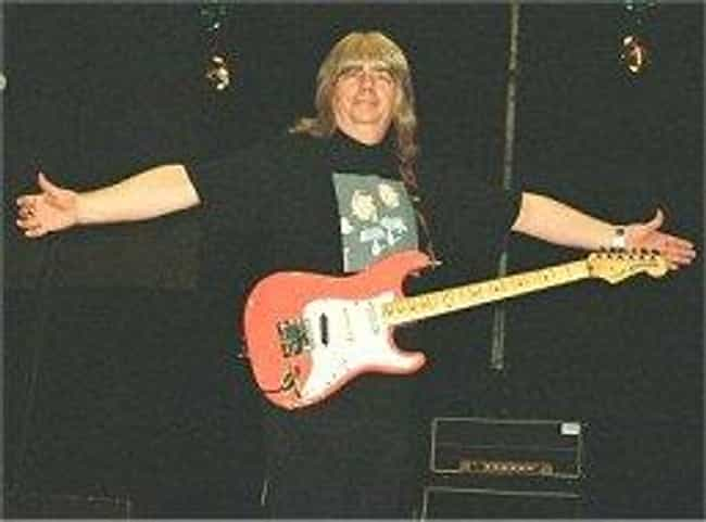 Andy Scott is listed (or ranked) 3 on the list Famous Guitarists from Wales