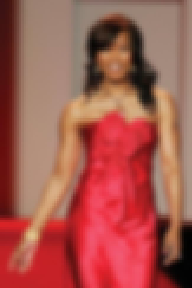 Angela Bassett is listed (or ranked) 4 on the list Female Celebs With The Best Arms