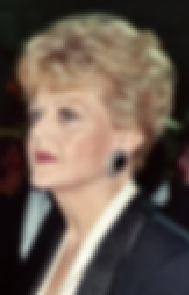 Angela Lansbury is listed (or ranked) 7 on the list Famous Female Philanthropists
