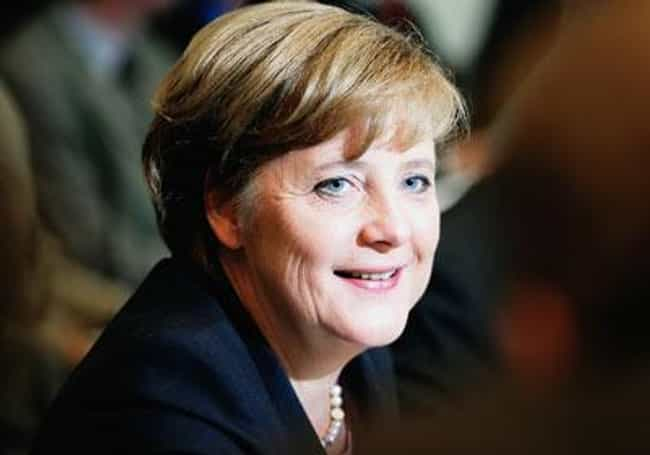Angela Merkel is listed (or ranked) 2 on the list World Leaders (Allegedly) In The Illuminati