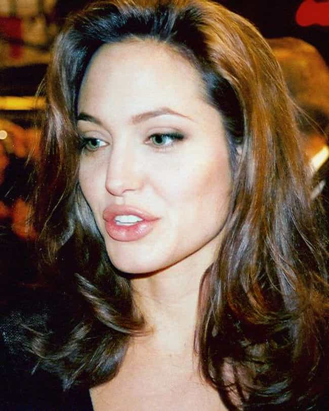Angelina Jolie is listed (or ranked) 1 on the list 53 Celebrities You Would Never Guess Had Braces