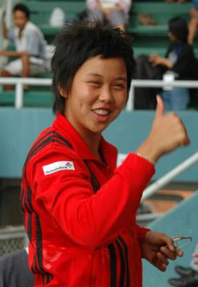 Angelique Widjaja is listed (or ranked) 2 on the list Famous Female Athletes from Indonesia