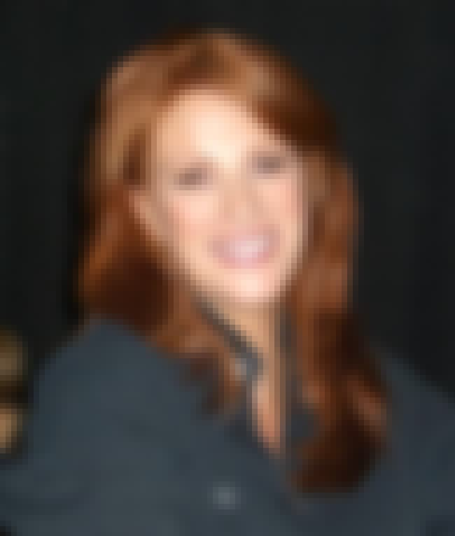 Angie Everhart is listed (or ranked) 4 on the list Famous People Born in 1969