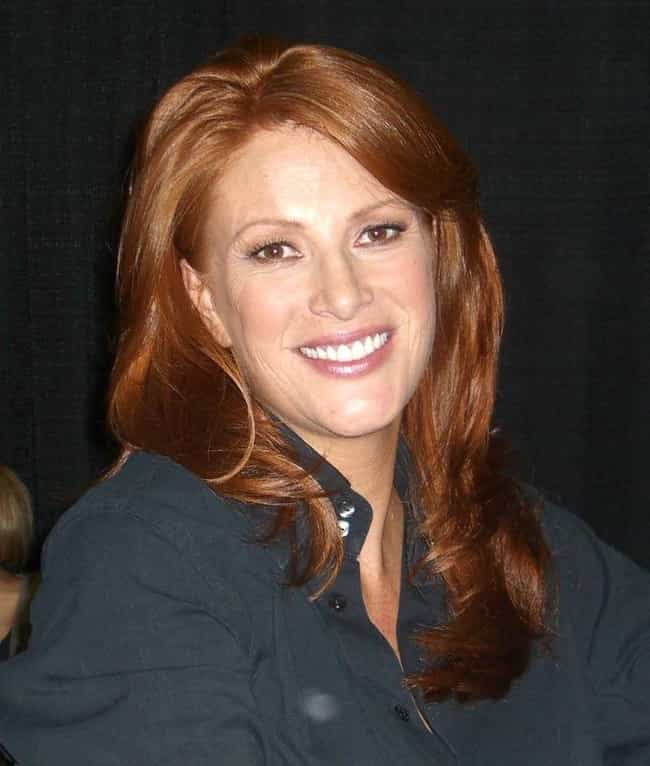 Angie Everhart is listed (or ranked) 4 on the list The Most Appealing Natural Redheads
